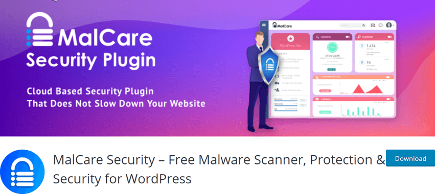 MalCare Security – Free Malware Scanner, Protection & Security for WordPress