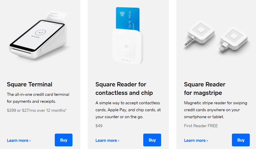 Square Pos Hardware for WooCommerce