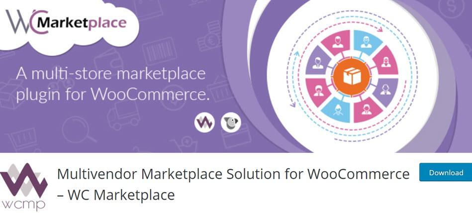 WC Marketplace Plugin Multivendor Marketplace Solution for WooCommerce