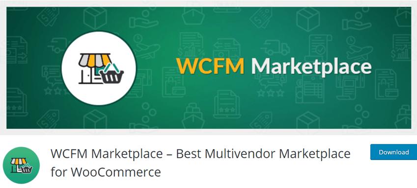 WCFM Marketplace-Best Multivendor Marketplace for WooCommerce