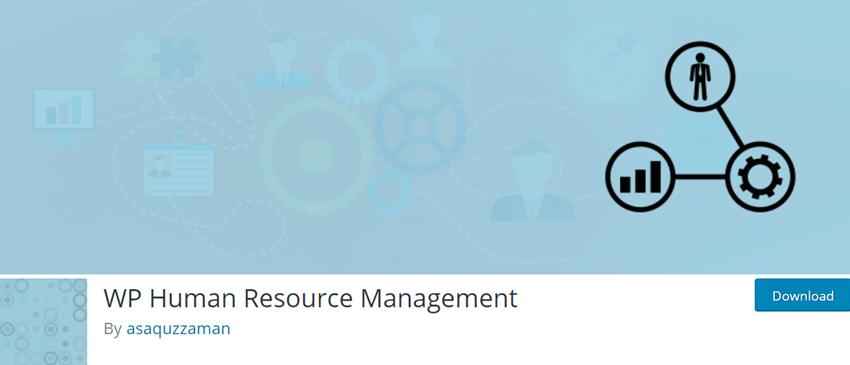 WP Human Resource Management