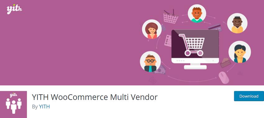 YITH WooCommerce Multi Vendor