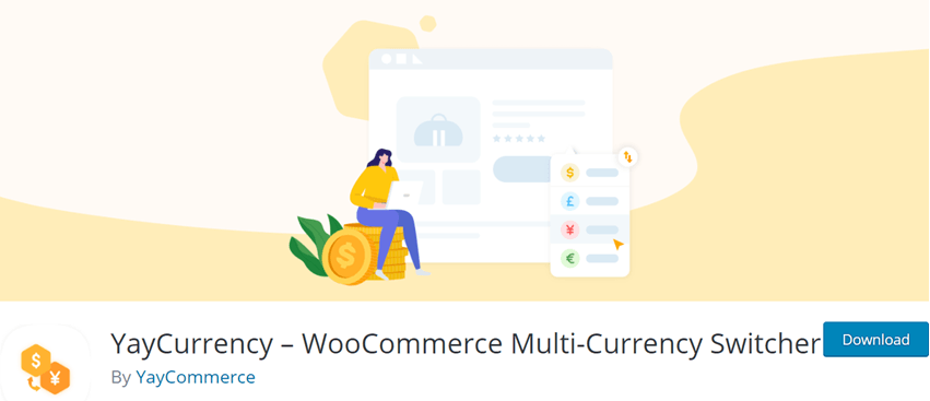 YayCurrency – WooCommerce Multi-Currency Switcher