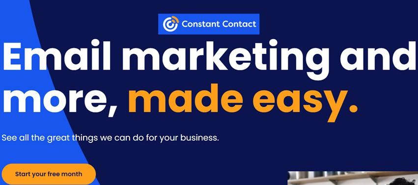 Constant Contact Email marketing and more, made easy