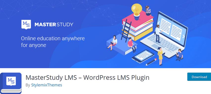 MasterStudy LMS – WordPress LMS Plugin