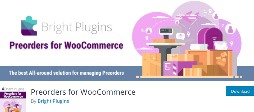Preorders for WooCommerce