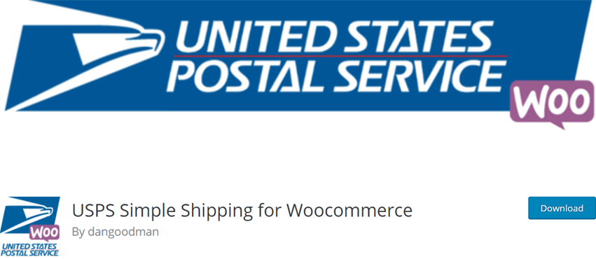 USPS Simple Shipping for Woocommerce