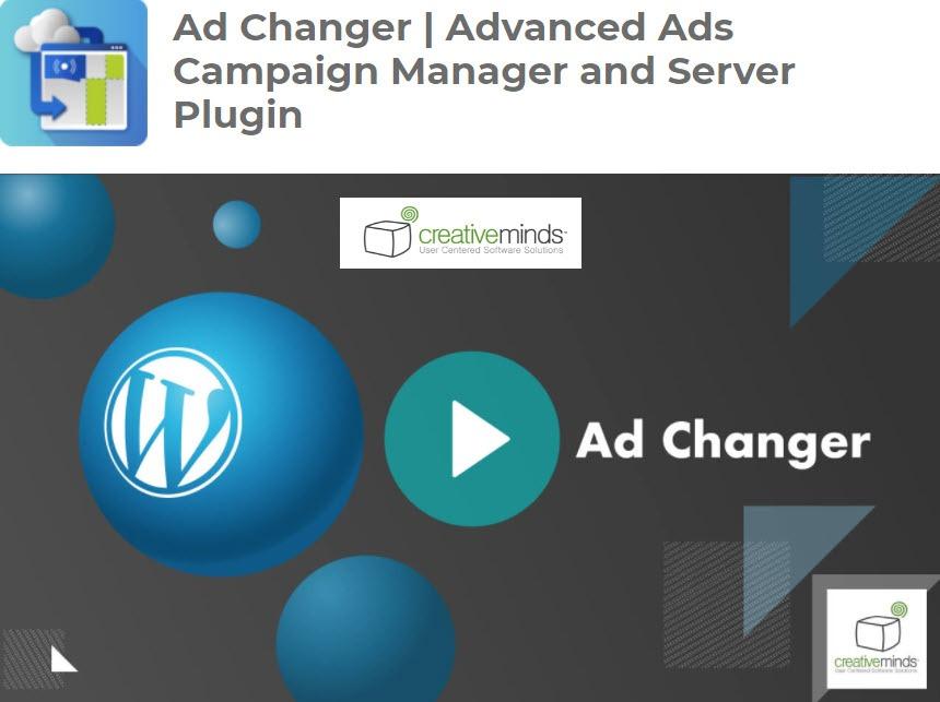 Ad Changer