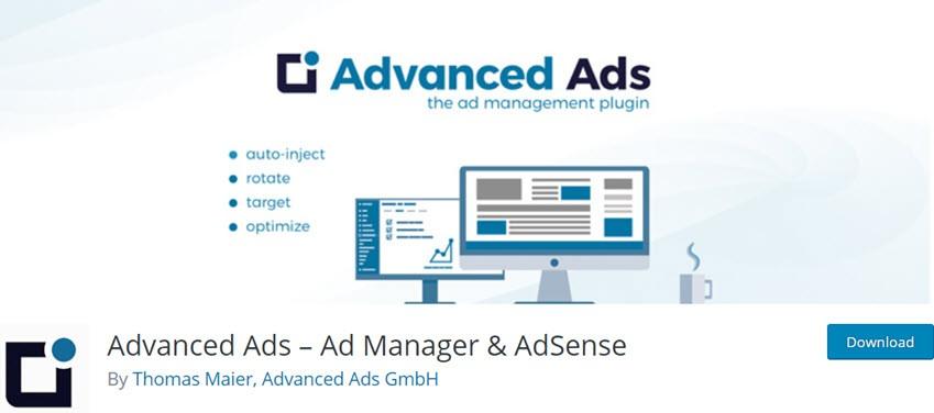 Advanced Ads – Ad Manager & AdSense