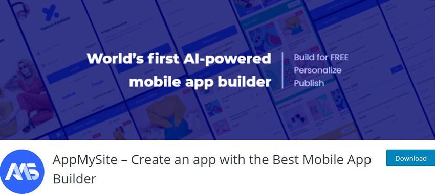 AppMySite – Create an app with the Best Mobile App Builder