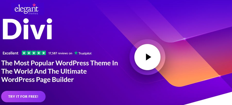 Divi The Most Popular WordPress Theme In The World And The Ultimate WordPress Page Builder