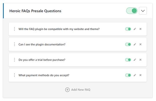 Heroic FAQs Presale Questions
