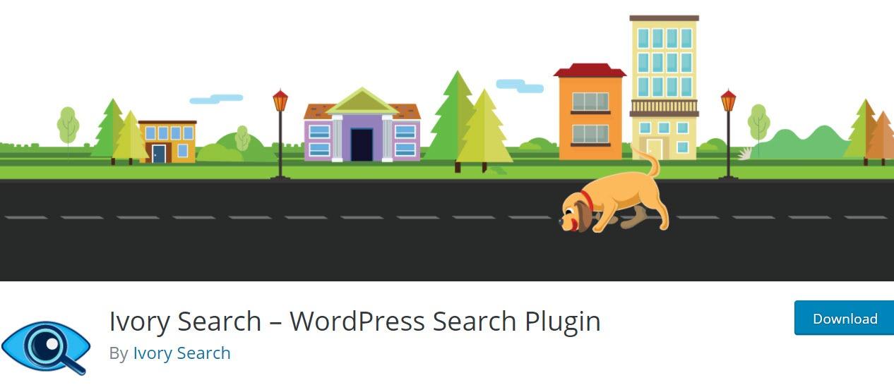 Ivory Search – WordPress Search Plugin