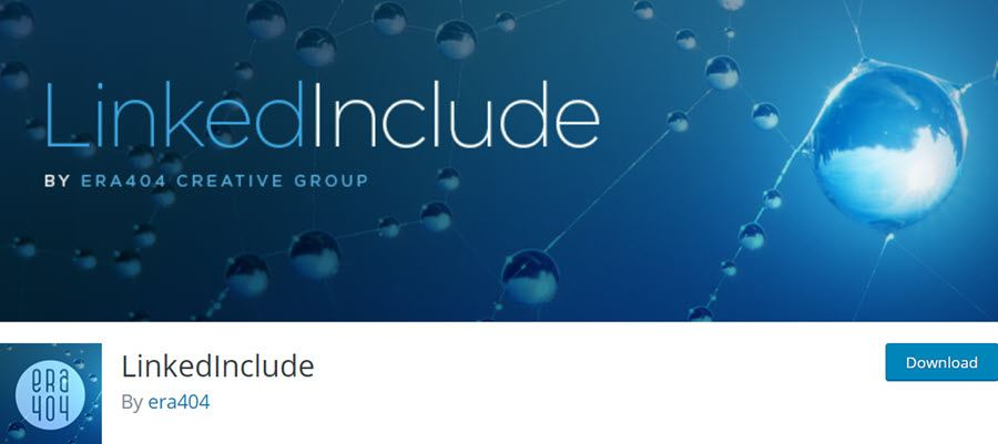LinkedInclude