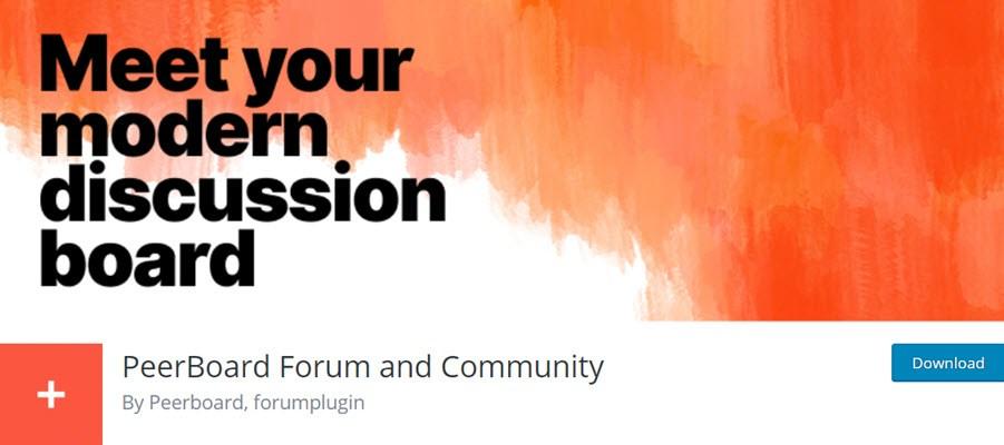 PeerBoard Forum and Community