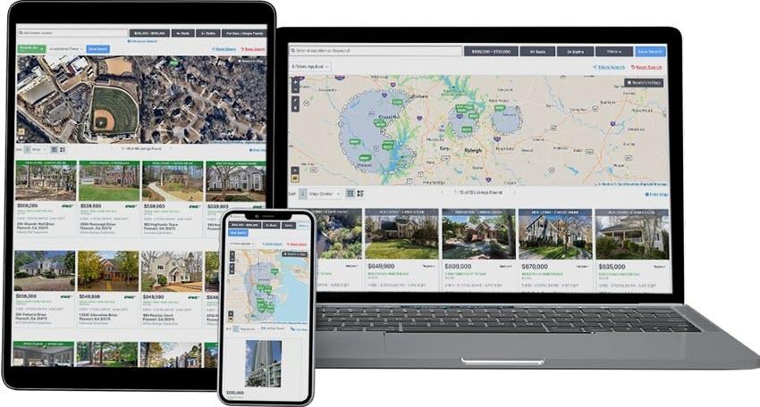 Real Estate Responsive Design Demo