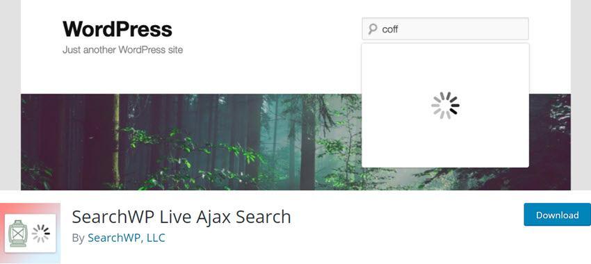 SearchWP Live Ajax Search