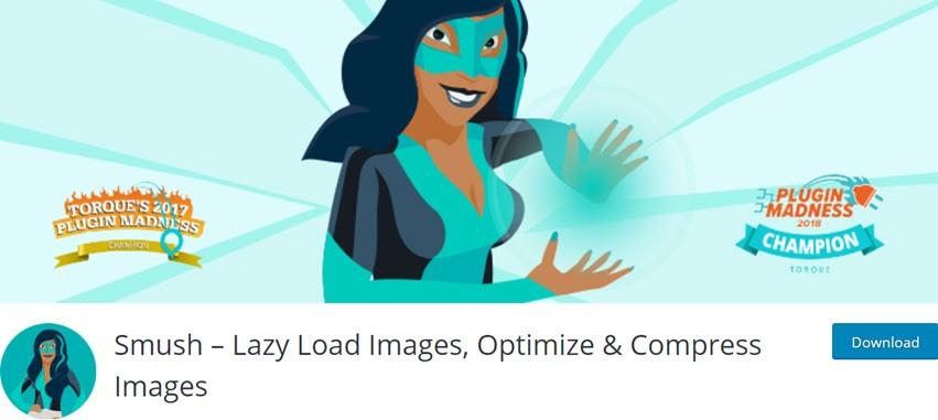 Smush Lazy Load Images, Optimize & Compress Images