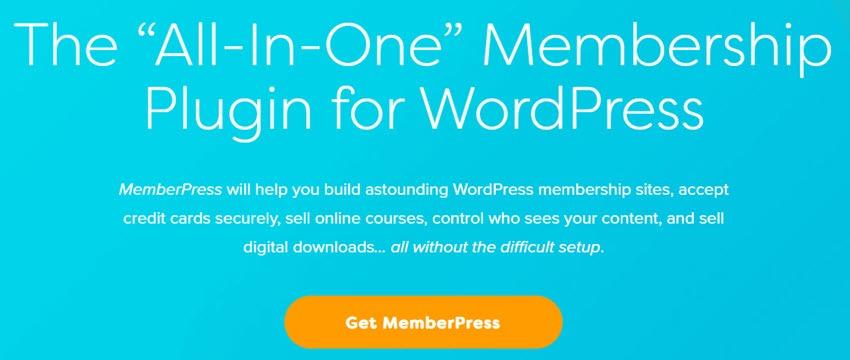 "The ""All-In-One"" Membership Plugin for WordPress"