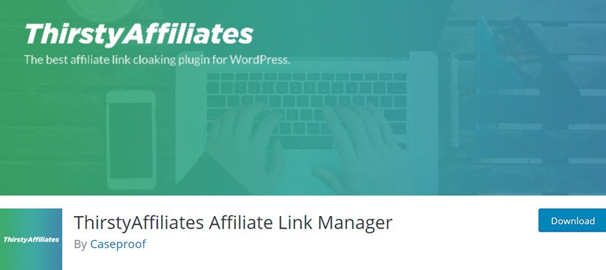 ThirstyAffiliates Affiliate Link Manager