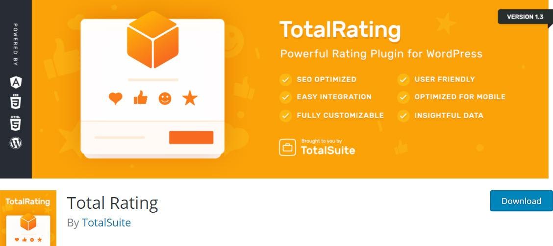 Total Rating