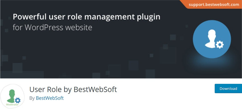 User Role by BestWebSoft