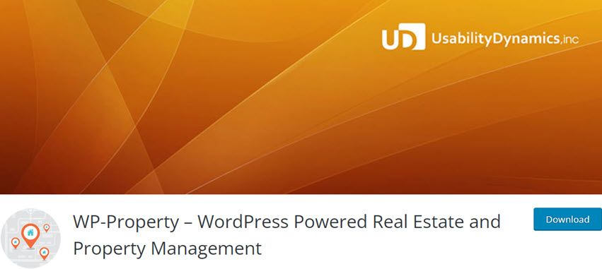 WP-Property – WordPress Powered Real Estate and Property Management