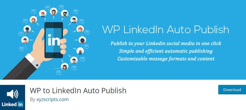 WP to LinkedIn Auto Publish