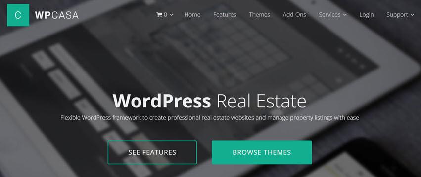 WPCASA WordPress Real Estate