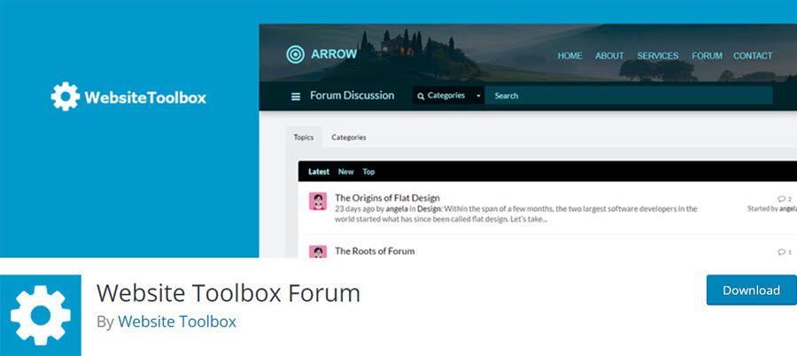 Website Toolbox Forum