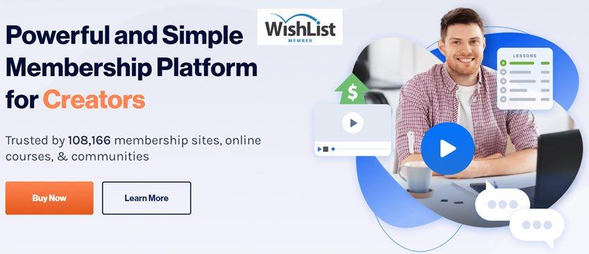 WishListMember Powerful and Simple Membership Platform For Creator